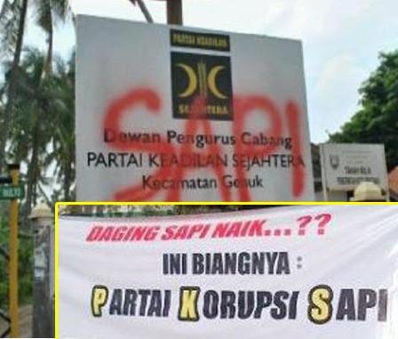 PKS Partai Sapi
